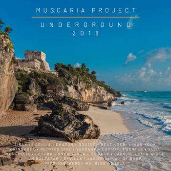 Various Artists - Muscaria Project Underground 2018