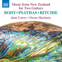 Jane Curry / Owen Moriarty - Music from New Zealand for 2 Guitars