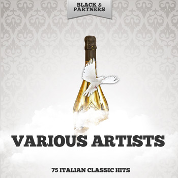 Various Artists - 75 Italian Classic Hits