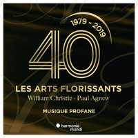Les Arts Florissants, William Christie and Paul Agnew - Les Arts Florissants: Secular Music