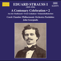 Czech Chamber Philharmonic Orchestra Pardubice / John Georgiadis - E. Strauss: A Centenary Celebration, Vol. 2