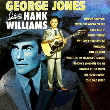 George Jones - Salutes Hank Williams