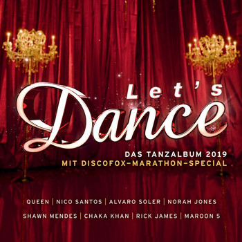 Various Artists - Let's Dance - Das Tanzalbum 2019 (Explicit)