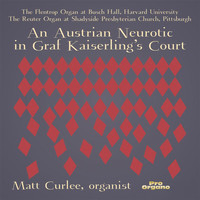 Matt Curlee - An Austrian Neurotic in Graf Kaiserling's Court
