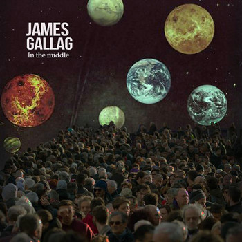 James Gallag - In the Middle (Explicit)