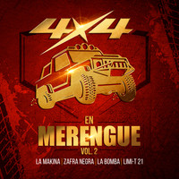 Varios Artistas - 4x4 en Merengue, Vol. 2