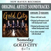 Gold City - Someday (Performance Tracks) - EP