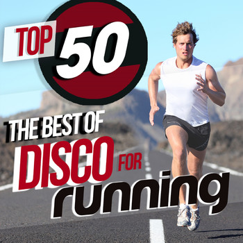 Various Artists - Top 50 the Best of Disco for Running