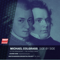Boston Modern Orchestra Project & Gil Rose - Michael Colgrass: Side by Side