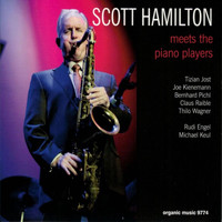 Scott Hamilton - Meets the Piano Players