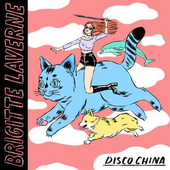 Brigitte Laverne - Disco China
