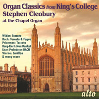 Stephen Cleobury - Organ Classics from King's College