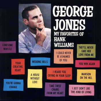 George Jones - My Favorites of Hank Williams
