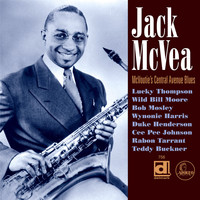 Jack McVea - Mcvoutie's Central Avenue Blues