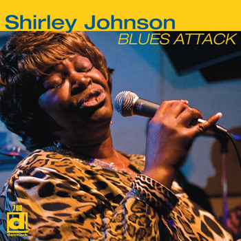 Shirley Johnson - Blues Attack