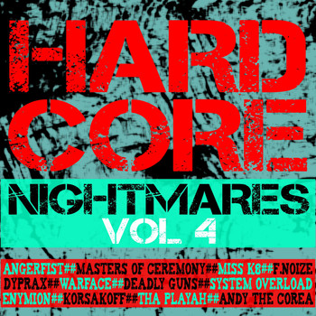 Various Artists - Hardcore Nightmares, Vol. 4 (Explicit)