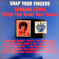 Barbara Lewis - Snap Your Fingers