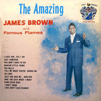 James Brown and the Famous Flames - The Amazing