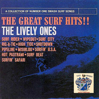 The Lively Ones - The Great Surf Hits!!