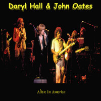 Daryl Hall And John Oates - Alive in America