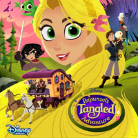 Various Artists - Rapunzel's Tangled Adventure (Music from the TV Series)
