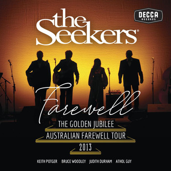 The Seekers - The Seekers - Farewell (Live)