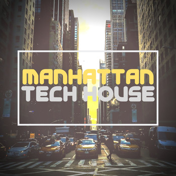 Various Artists - Manhattan Techouse