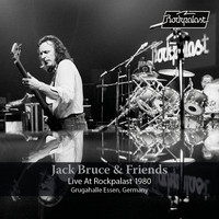 Jack Bruce - Live at Rockpalast (Live, Essen, 1980)
