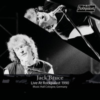 Jack Bruce - Live at Rockpalast (Live, Cologne, 1990)