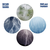Various Artists - Nature Sounds Collection, Vol. 1 Rain and Thunder