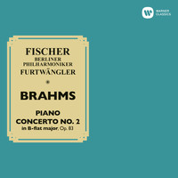 Wilhelm Furtwängler - Brahms: Piano Concerto No. 2, Op. 83 (Live at Berliner Philharmonie, 1942)