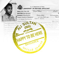 Ali Sultan - Happy to Be Here (Explicit)