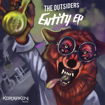 The Outsiders - Entity EP