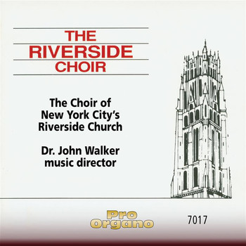 The Riverside Church Choir / John Walker / J. David Williams - Mendelssohn, Fauré, Poulenc & Others: Choral Works