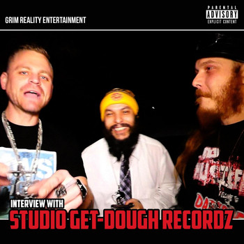 Grim Reality Entertainment - Interview with Studio Get-Dough Recordz (feat. Studio Get-Dough & Brett as Is) (Explicit)