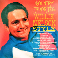 Willie Nelson - Country Favorites-Willie Nelson Style