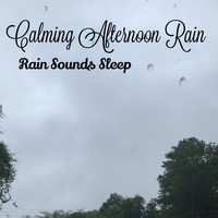 Rain Sounds Sleep - Calming Afternoon Rain