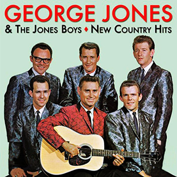 George Jones - New Country Hits