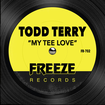 Todd Terry - My Tee Love