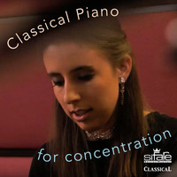 Caterina Barontini - Classical Piano for Concentration