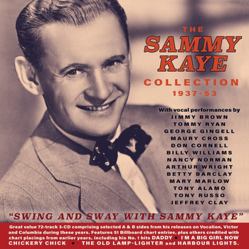 Sammy Kaye - The Sammy Kaye Collection 1937-53