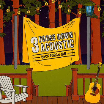 3 Doors Down - Acoustic Back Porch Jam