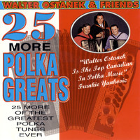 Walter Ostanek - 25 More Polka Greats