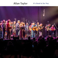 Allan Taylor - It's Good to See You (Live, Edinburgh Folk Festival, 1990)
