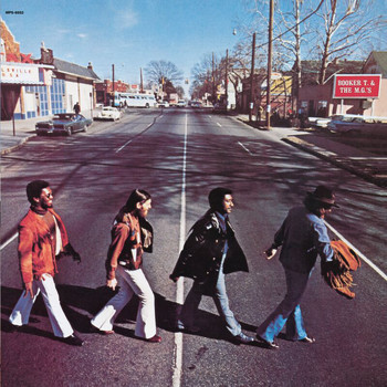 Booker T. & The M.G.'s - McLemore Avenue [Stax Remasters]