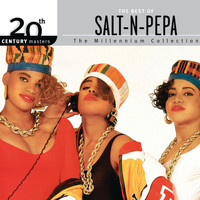 Salt-N-Pepa - The Best Of Salt-N-Pepa: 20th Century Masters - The Millennium Collection