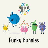 Musical Dots - Funky Bunnies