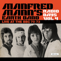 Manfred Mann's Earth Band - Radio Days, Vol. 4: Manfred Mann's Earth Band (Live at the BBC 70-73)