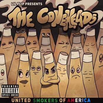 Lil Flip - The ConeHeads (Explicit)