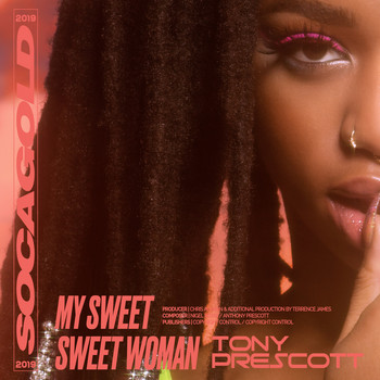 Tony Prescott - My Sweet Sweet Woman